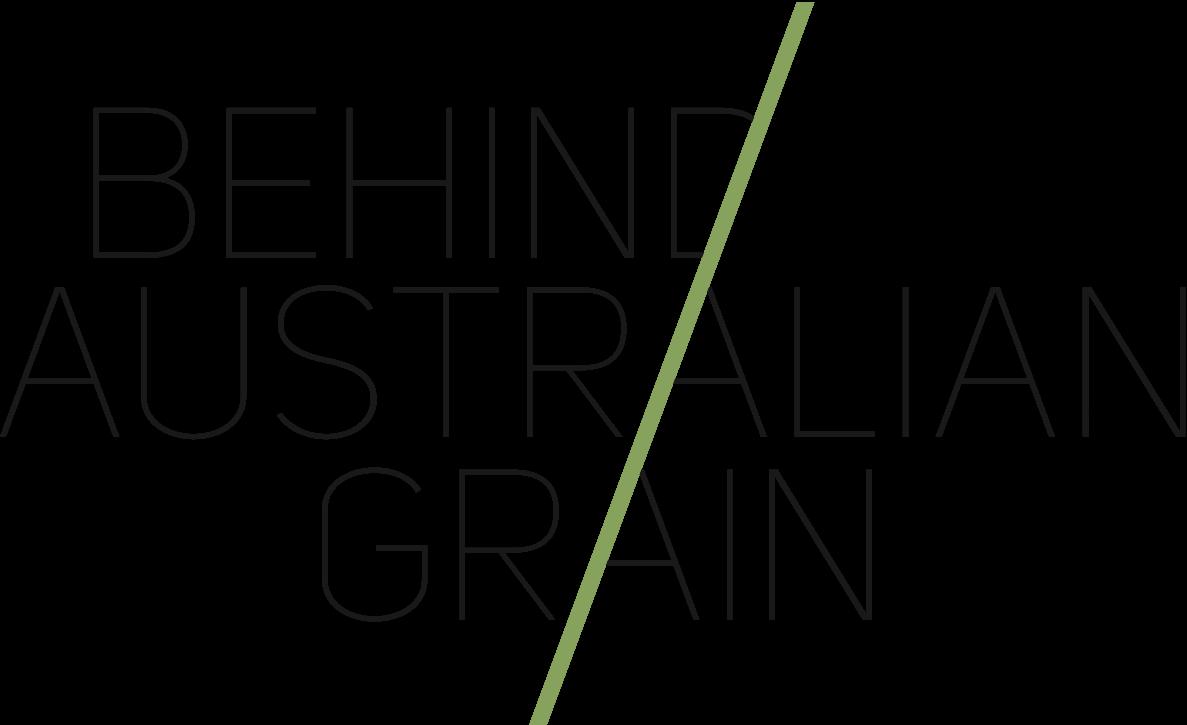 Behind Australian Grain